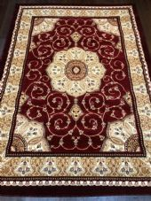 Modern Aprox 6x4 115x1165cm Woven Stunning Rugs Sale Top Quality Red/Beige rugs